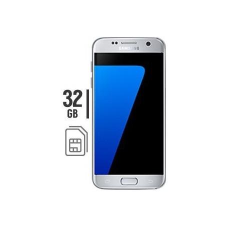 Samsung Galaxy S7 32GB Dual Sim Silver