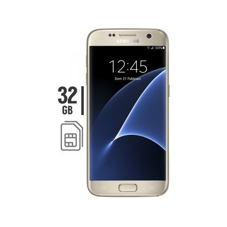 Samsung Galaxy S7 32GB Dual Sim Gold