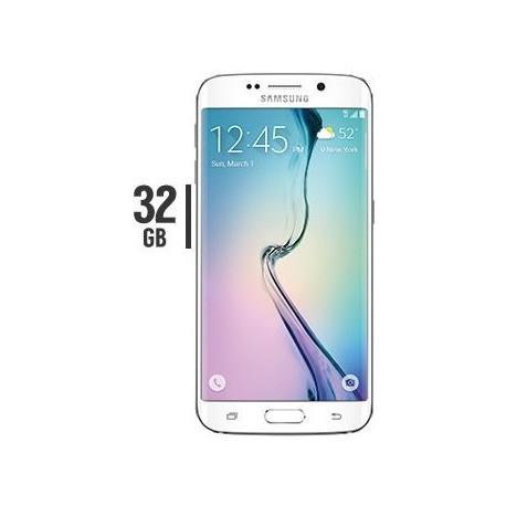Samsung Galaxy S6 G925 EDGE 32GB White