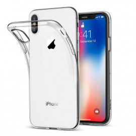 Custodia TPU Trasparente iPhone X, XS