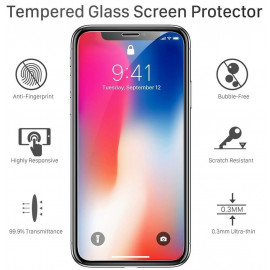 Vetro Temperato iPhone X, XS, 11 Pro