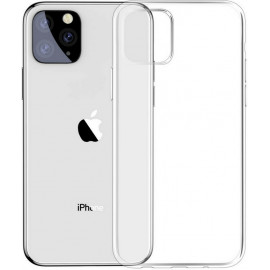 Custodia TPU Trasparente per iPhone 11 Pro