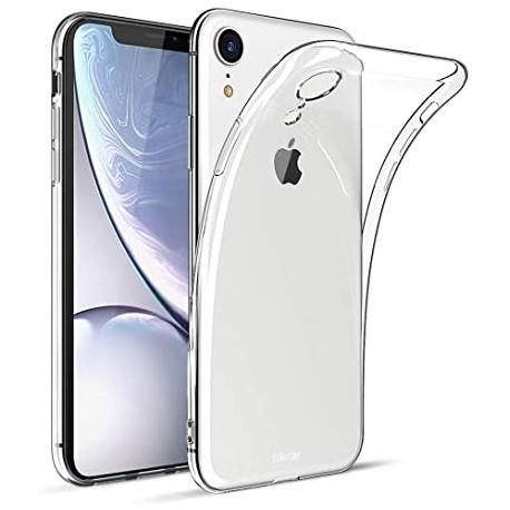 Custodia TPU Trasparente per iPhone XR