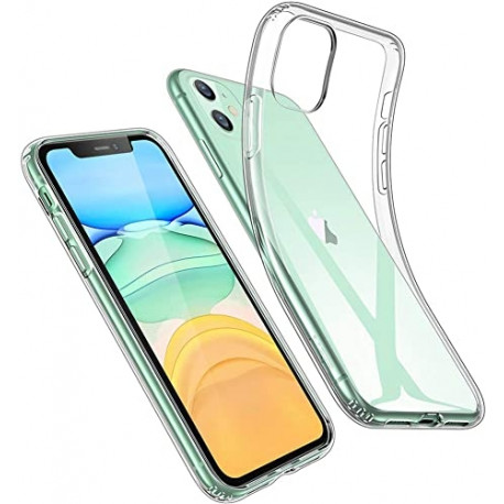 Custodia TPU Trasparente per iPhone 11